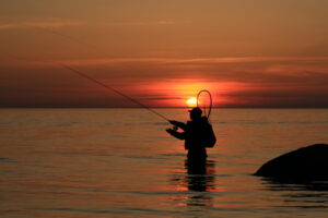 Fly fishing how to get started