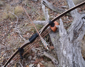types of bows longbow