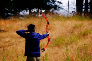 Types of bows youth compound bow